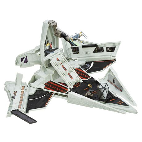 Star Wars Le Réveil de la Force Micro Machines Jeu destroyer stellaire du Premier Ordre - image 2 de 5
