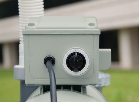 Intex Krystal Clear 2100 Gph Sand Filter Pump Walmart