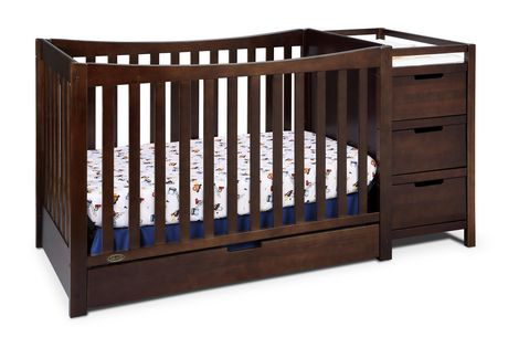 Tatum 4-in-1 Convertible Crib and Changer - image 1 of 6