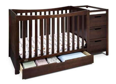 Tatum 4-in-1 Convertible Crib and Changer - image 3 of 6