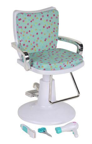 My Life As Salon Chair
