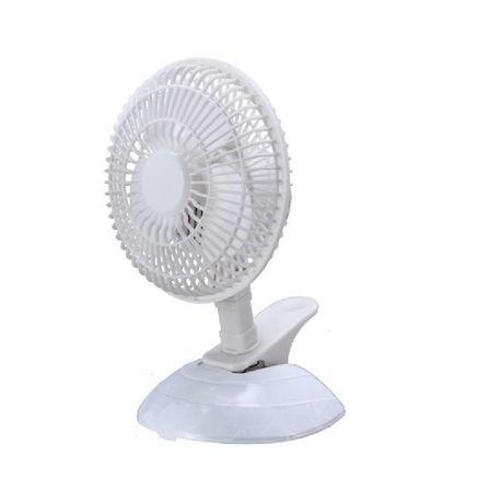 MAINSTAYS 6-inch Clip Desk Fan - image 1 of 1