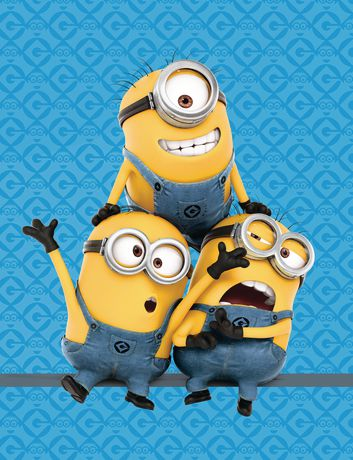 Despicable Me Minions Pyramid Throw Walmart Canada