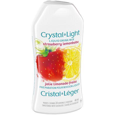 Crystal Light Liquid Drink Mix, Strawberry Lemonbabe - image 2 of 4