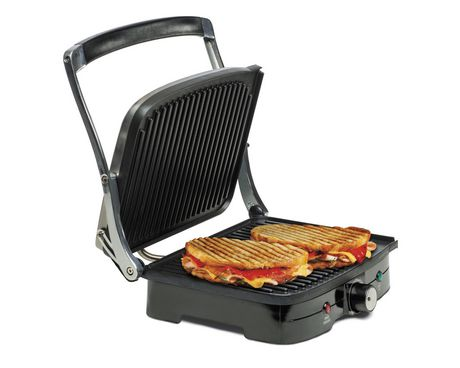 Hamilton Beach Contact Grill with Panini Press - image 6 of 7
