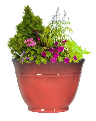 Jardini re d corative hometrends en r sine de 16 po for Jardiniere decorative