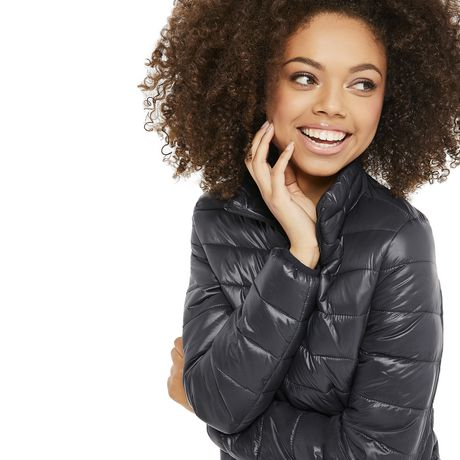 George Women's Lightweight Puffer Jacket - image 4 of 6