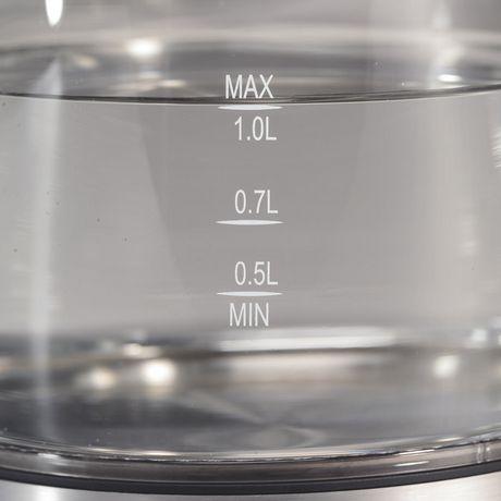 Hamilton Beach Compact Glass Kettle 40930C - image 4 of 5