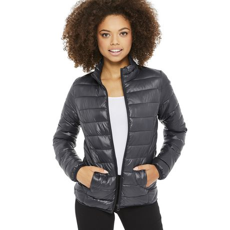 George Women's Lightweight Puffer Jacket - image 1 of 6