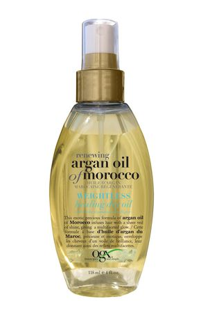 OGX Renewing + Argan Oil of Morocco Weightless Reviving Dry Oil - image 1 of 5