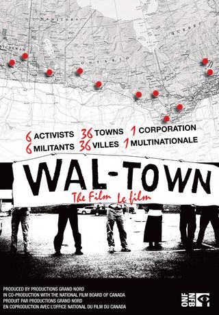 Wal-Town - The Film (DVD) (Bilingual) - image 1 of 1
