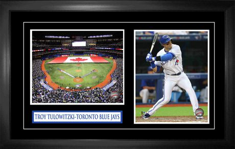 Troy Tulowitzki Action and Rogers Centre - image 1 of 1