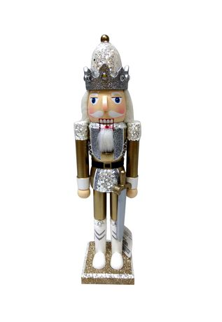 Holiday time Nutcracker - image 1 of 1