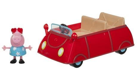 ens de jeu petite voiture rouge de peppa pig walmart canada. Black Bedroom Furniture Sets. Home Design Ideas