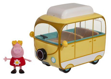 Ens. de jeu petite camionnette de Peppa Pig - image 1 de 1
