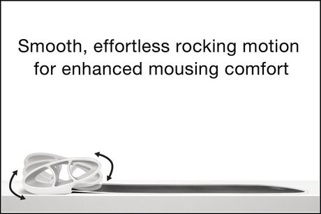 I-Spire Series™ Mouse Pad / Wrist Rocker™ - Grey - image 3 of 3