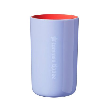 Tommee Tippee Easiflow 360° Spill-Proof Cup with Travel Lid, Lavender & Cherry – 8oz, 12m+, 2pk - image 2 of 9