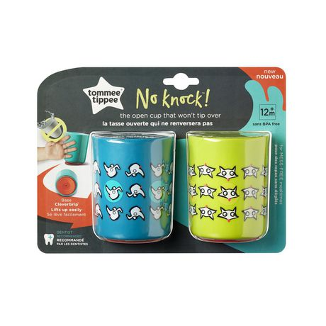 Tommee Tippee No Knock™ Toddler Cup, Dog & Fox – 6oz, 12m+, 2pk - image 8 of 8