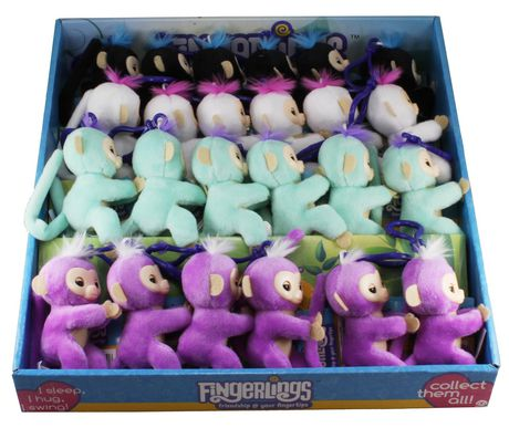 Fingerlings Plush Clip-on - image 1 of 5