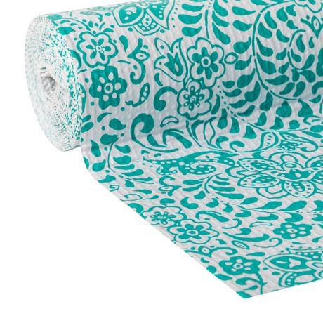 The Pioneer Woman Non-Adhesive Shelf Liner, Traveling Vines - image 2 of 3