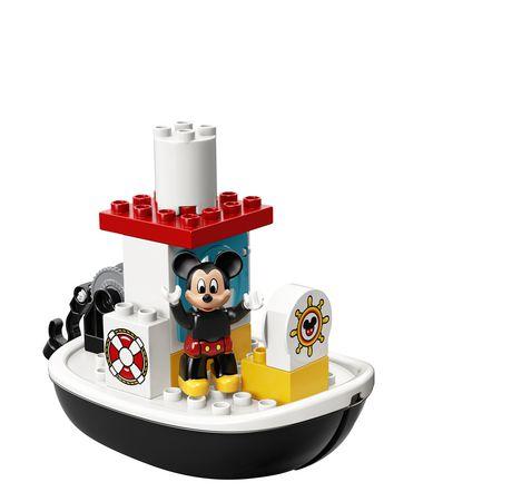 LEGO DUPLO Mickey's Boat 10881 Building Blocks (28 Piece) - image 4 of 6