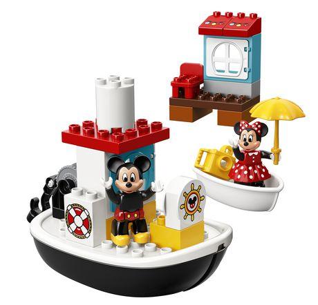 LEGO DUPLO Mickey's Boat 10881 Building Blocks (28 Piece) - image 3 of 6