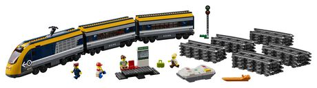 LEGO City Passenger Train 60197 Building Kit (677 Piece) - image 3 of 6