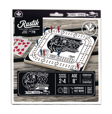 Rustik Travel Game Assortment - image 1 of 4