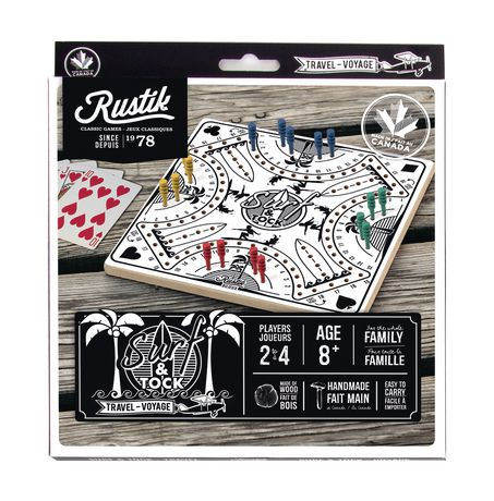 Rustik Travel Game Assortment - image 1 of 4