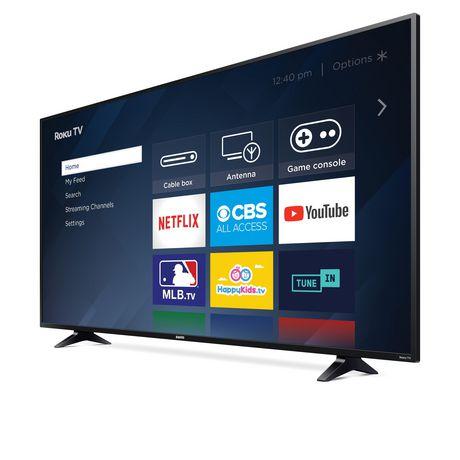 "Sanyo 65"" 4K UHD HDR 10 Roku Smart TV, FW65R79FC - image 2 of 9"