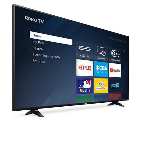 "Sanyo 65"" 4K UHD HDR 10 Roku Smart TV, FW65R79FC - image 3 of 9"