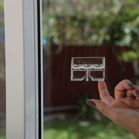 Dreambaby 174 Sliding Door And Window Locks 2 Pack