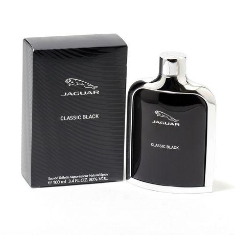 6ebbb01d1a JAGUAR Classic Black MEN- Edt Spray 100 ml - image 1 of 1 ...