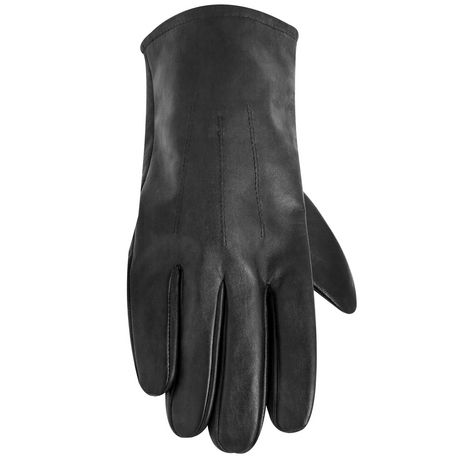 Hot Paws Men's Leather Glove - image 1 of 2