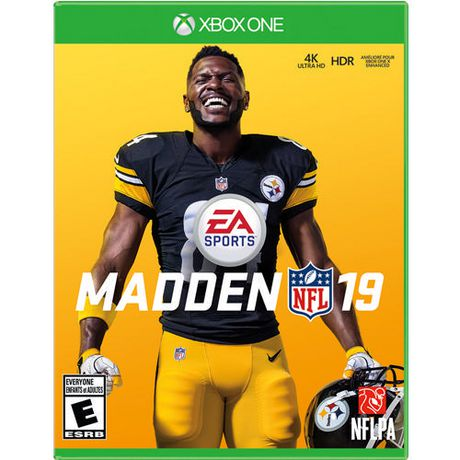 3b1b909dc24 Electronic Arts Madden NFL 19 Xbox One Game - image 1 of 6 ...