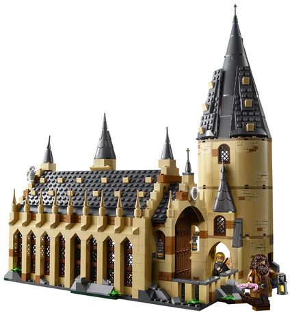 LEGO Harry Potter Hogwarts Great Hall 75954 Building Kit (878 Piece) - image 4 of 6