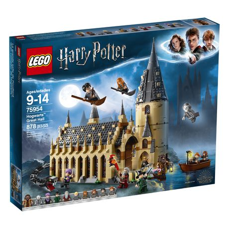 LEGO Harry Potter Hogwarts Great Hall 75954 Building Kit (878 Piece) - image 2 of 6