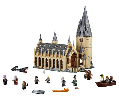 LEGO Harry Potter Hogwarts Great Hall 75954 Building Kit (878 Piece) - image 3 of 6