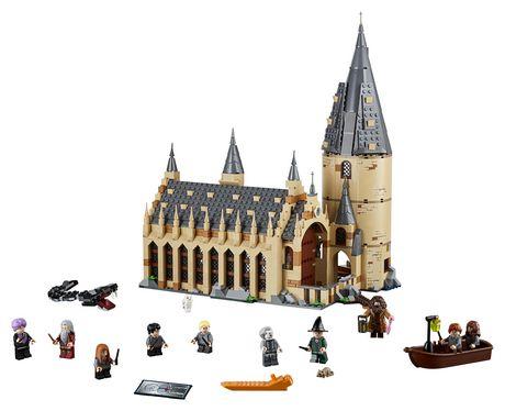 Harry Potter - La grande salle de Poudlard (75954) - image 3 de 6