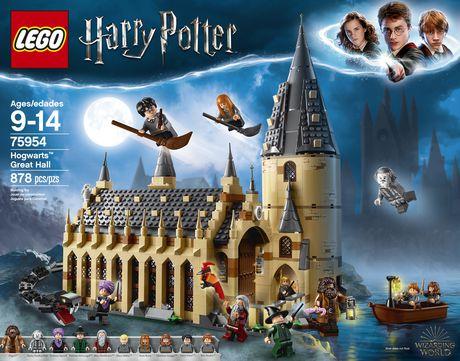 Harry Potter - La grande salle de Poudlard (75954) - image 5 de 6