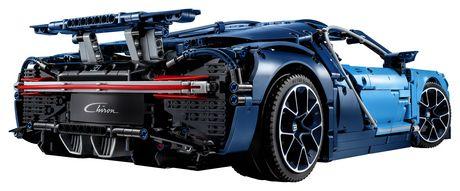 Lego Technic Bugatti Chiron 42083 Building Kit 3599 Piece
