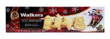Walker S Festive Shortbread Shapes Walmart Canada