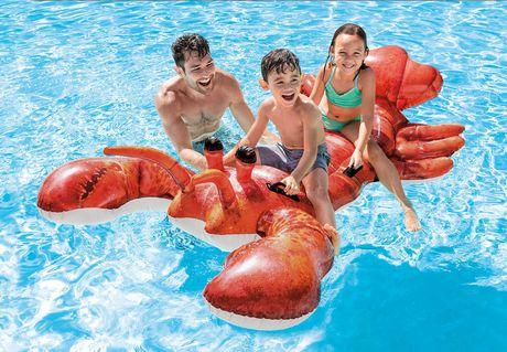 Intex Lobster Ride-on Pool Float - image 1 of 2