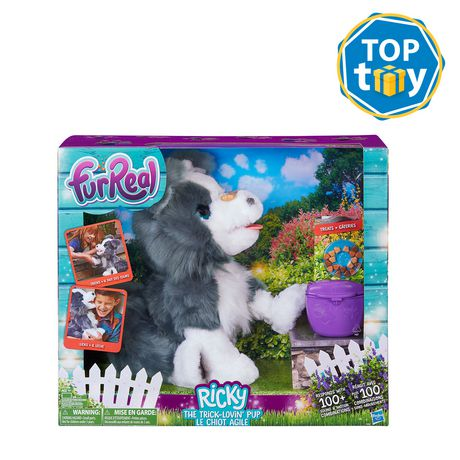 FurReal Friends Furreal Ricky, The Trick-Lovin' Pup - image 1 of 6