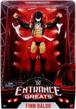 WWE Entrance Greats – Figurine articulée Finn Balor - image 1 de 1