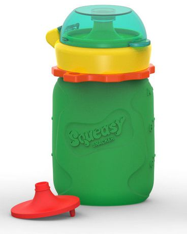 Squeasy Gear Snacker Baby Food Pouch - image 1 of 3