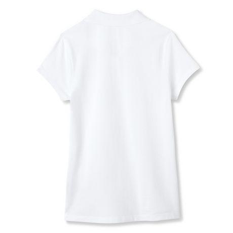 George Girls' Uniform short Sleeve Polo - image 2 of 2