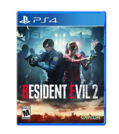 Jeu vidéo Resident Evil 2 de Capcom pour PS4 - image 1 de 9