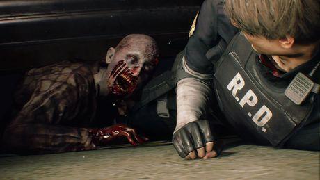 Jeu vidéo Resident Evil 2 de Capcom pour PS4 - image 4 de 9