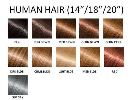 Extensions de cheveux humains à fixer Fashion Hair de style raide - image 6 de 6